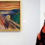 «Крик» Едварда Мунка — одна з найвідоміших і найдорожчих картин: у 2012 році продана за 120 млн доларів / Фото:  Getti Images