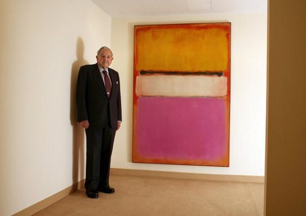 Девід Рокфеллер / Фото: arthive.com