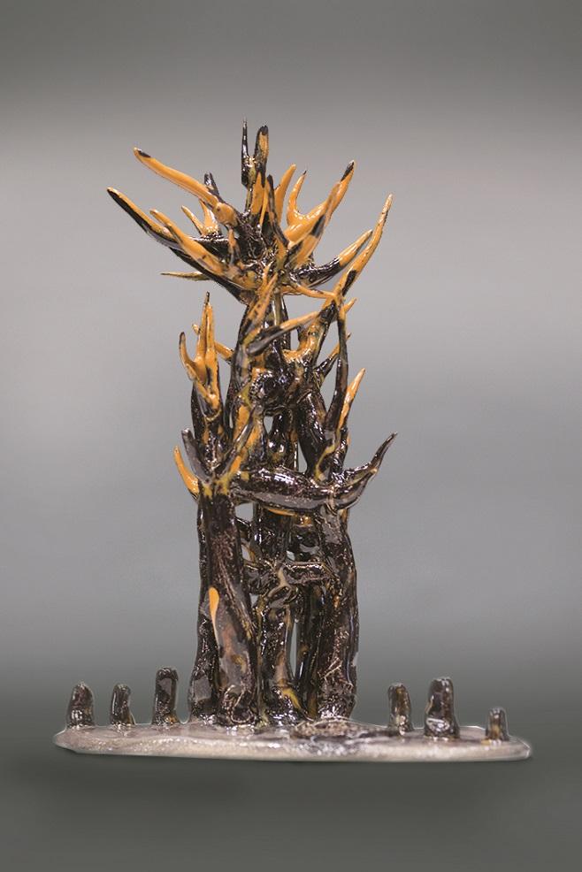 Олеся Дворак-Галік, Осіннє дерево