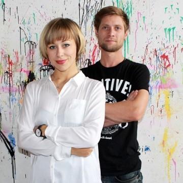 Наталя Корф-Іванюк & Олексій Іванюк / Фото: artslooker.com