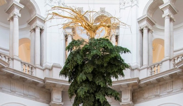 tate-britain-shirazeh-houshiary-upside-down-tree-2016-1