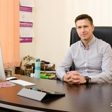 Сергій Шульга, власник та СЕО компанії SHEN / Фото: Володимир Штефан для ArtsLooker
