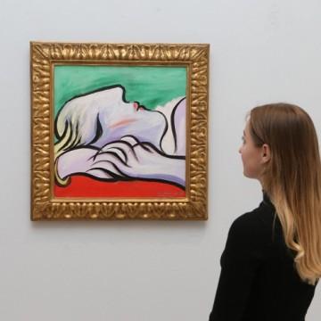 Пабло Пікассо «Le Repos», 1932 / Фото: artisalive.co.uk