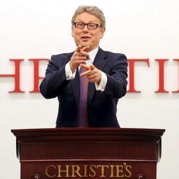 Президент Christie's Юссі Пілкканен / Фото: Брюс Янь