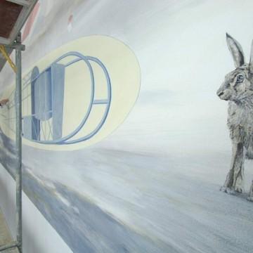 Виставка Акселя Крагу у галереї Kleindienst / Фото: galeriekleindienst.de