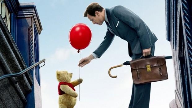 Постер до фільму Disney «Крістофер Робін»
