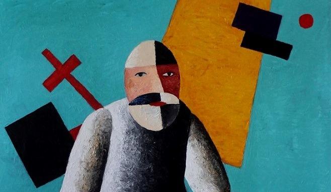 Копії на підміну -Виставка Олександра Ройтбурда