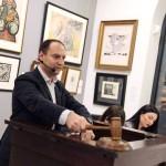 Михаил Василенко, совладелец аукционного дома «Золотое Сечение» / Фото: gs-art.com
