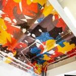 Знайдені фрески Джакомо Балли / Фото: LaPresse