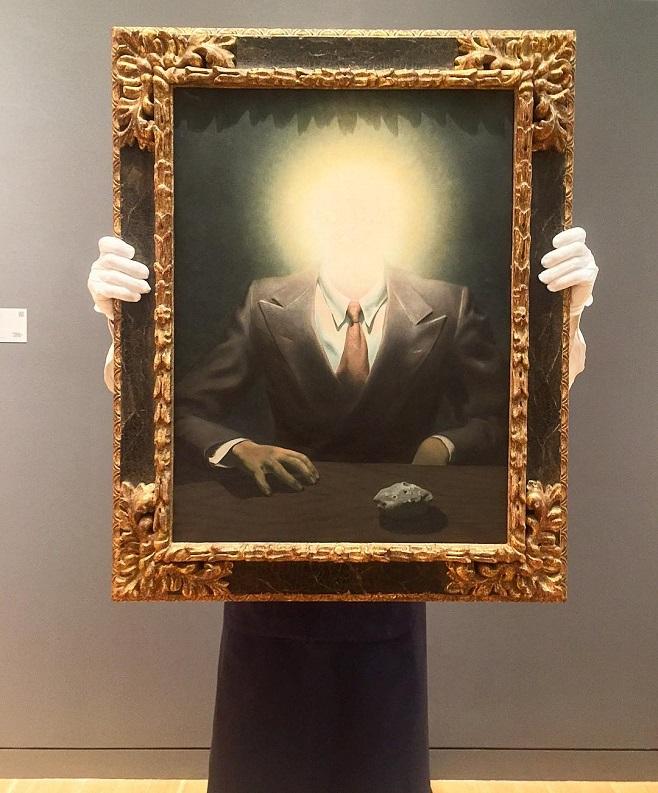 Рене Магрітт, «Принцип задоволення» / Фото: Sotheby's