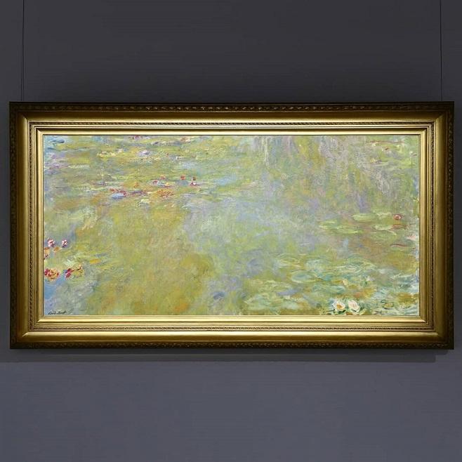 Клода Моне, «Ставок з водяними ліліями» / Фото: Christie's