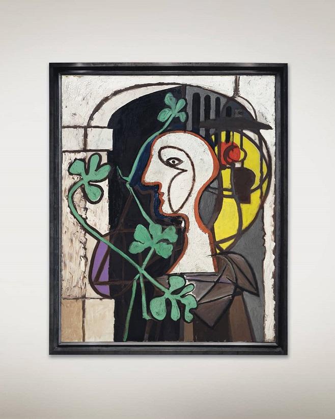 Пабло Пікассо, «Лампа» / Фото: Christie's