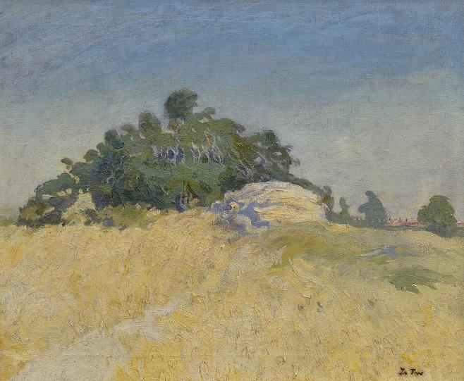 Іван Труш «Літо», 1920-і