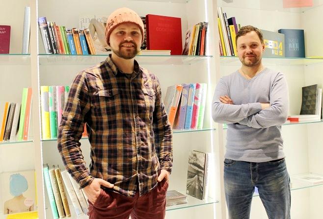 Скульптори Микита та Єгор Зігара / Фото: artslooker.com
