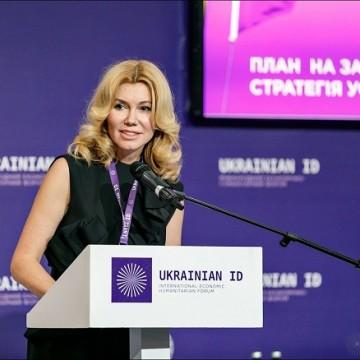 Наталя Зоболотна, президент Фонду гуманітарного розвитку України