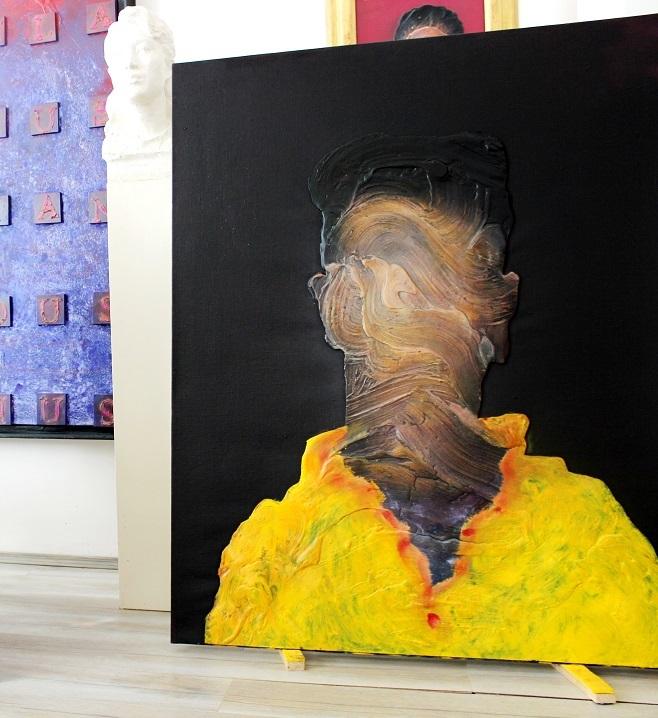 Картина німецького художника Саша Лубуда