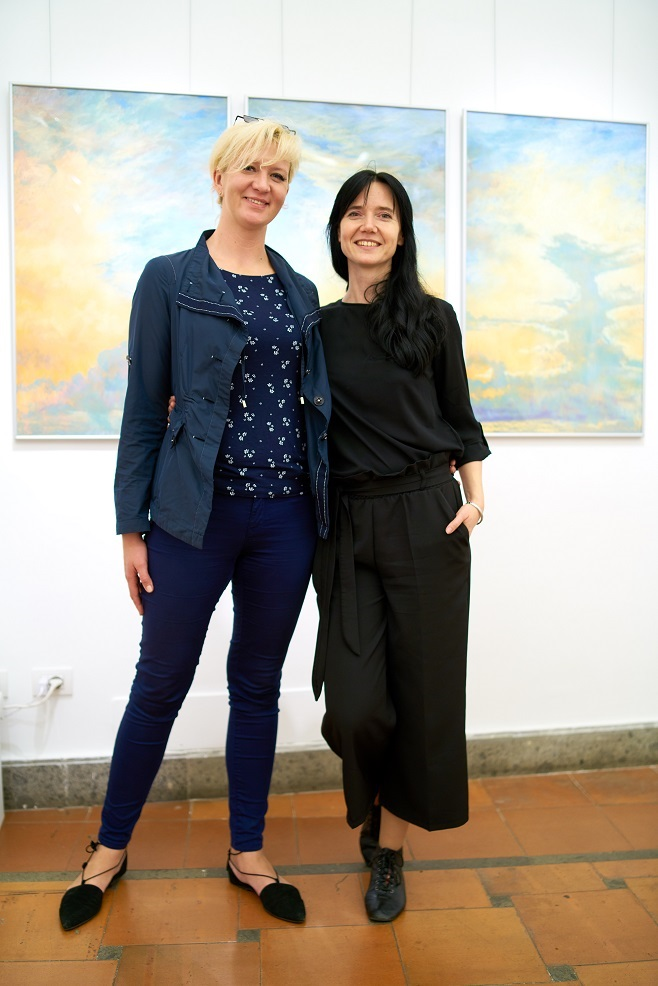 Катерина П'ятакова та Маріанна Абрамова
