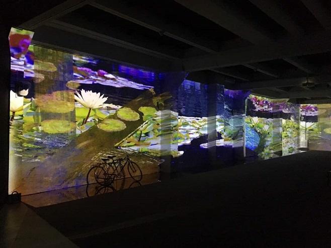 Фото діючої експозиції у арт-просторі «Artarea»