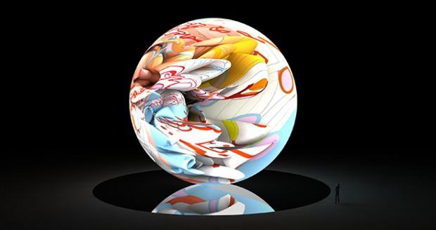 """Stepan Ryabchenko. """"Sphere"""""""