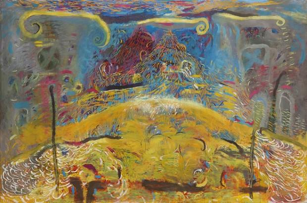 Керестей Павло [нар. 1962] Атлантида. 1990